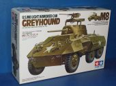 Tamiya 1/35 35228 M8 Greyhound Date: 00's