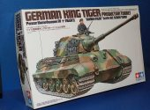 Tamiya 1/35 35164 King Tiger Production Turret Date: 00's