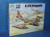 Trumpeter 1/48 02888 A-37A Dragonfly Date: 00's