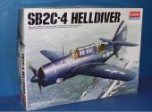 Academy 1/48 12406 SB2C-4 Helldiver Date: 00's