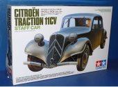 Tamiya 1/35 35303 Citroen Traction 11CV Staff Car Date: 00's