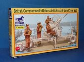 Bronco 1/35 35084 British Bofors Anti Aircraft Gun Crew Date: 00's