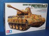 Tamiya 1/35 35345 Panther Ausf.D Date: 00's