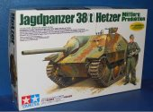 Tamiya 1/35 35285 Hetzer Mittlere Production Date: 00's