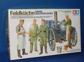 Tamiya 1/35 35247 German Field Kitchen Date: 00's