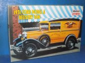 Minicraft 1/16 11214 1931 Ford Model A Delivery Van Date: 00's