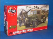 Airfix 1/48 03312 Albion 3-Point Refueller Date: 00's