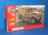 Airfix 1/48 03313 Bedford MWD Date: 00's