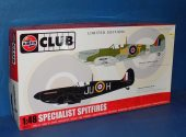 Airfix 1/48 82015 Specialist Spitfires (1 Model) Date: 00's