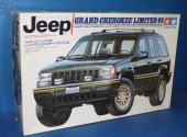 Tamiya 1/24 24127 Jeerp Grand Cherokee Limited V8 Date: 90's