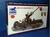 Bronco 1/35 35111 OQF 40mm Bofors Anti-Aircraft Gun Date: 00's