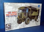 AFV Club 1/35 35239 AEC Matador Mid Production Date: 00's