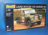 Revell 1/35 03025 Land Rover 109 Date: 90's