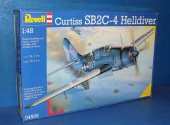 Revell 1/48 04506 SB2C-4 Helldiver Date: 00's
