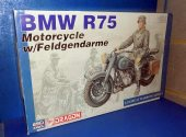 Dragon 1/9 1801 BMW R75 w/ Feldgendarme Date: 00's