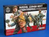 Meng Model 1/35 HS-010 Imperial German Army Stormtroopers