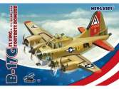Meng Model na MP-001 B-17G Flying Fortress Bomber - Snap Together