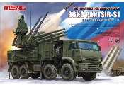 Meng Model 1/35 SS-016 Russian Air Defense Weapon System 96K6 PANTSIR-S1