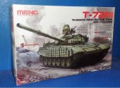 Meng Model 1/35 TS-033 Russian Main Battle Tank T-72B1