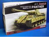 Meng Model 1/35 TS-038 Sd.Kfz.171 Panther Ausf.D