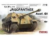 Meng Model 1/35 TS-039 German Tank Destroyer Sd.Kfz.173 Jagdpanther