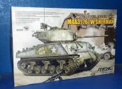 Meng Model 1/35 TS-043 M4A3 Sherman (76)