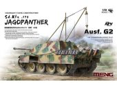 Meng Model 1/35 TS-047 German Tank Destroyer Sd.Kfz.173 Jagdpanther Ausf. G2