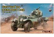 Meng Model 1/35 VS-010 British Rolls-Royce Armoured Car Pattern 1914/1920