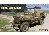Meng Model 1/35 VS-011 US MB Willys Jeep
