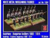 Mirage Hobby 15mm 01504 Hungarian Fusiliers 1809-1814 x16