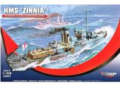 Mirage Hobby 1/350 350802 HMS Zinnia Flower Class Corvette K98