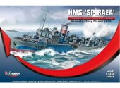 Mirage Hobby 1/350 350803 HMS Spiraea Flower Class Corvette K08