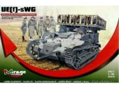 Mirage Hobby 1/35 355018 UE(f)-Swg Self Propelled Rocket Launcher