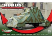 Mirage Hobby 1/35 355026 KUBUS - Warsaw 1944 Uprising Car