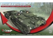 Mirage Hobby 1/35 355027 Renault UE2 Universal Carrier w/ Tracked Trailer