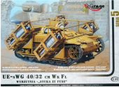"Mirage Hobby 1/35 35519 ""STUKA zu FUSS"" mobile rocket launcher     **LTD EDITION**"