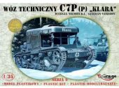 Mirage Hobby 1/35 35902 Klara C7P German Recovery Vehicle