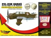 Mirage Hobby 1/48 480002 PZL-23B Karas 64 LF 6 Air Regiment