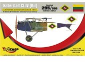 Mirage Hobby 1/48 480004 Halberstadt CL.IV (Rol) The Lithuanian Air Formation Units
