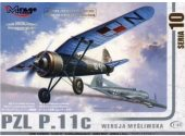Mirage Hobby 1/48 48101 PZL P-11c Polish Air Force