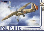 Mirage Hobby 1/48 48103 PZL P-11c Romanian Air Force