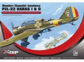 Mirage Hobby 1/48 481304 PZL-23 Karas I/II Romanian Air Force