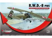 Mirage Hobby 1/48 485002 R.W.D.-8 PWS