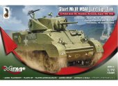 Mirage Hobby 1/72 726089 Stuart Mk.VI M5A1 (Late) Light Tank