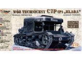 Mirage Hobby 1/72 72892 Klara C7P German Recovery Vehicle