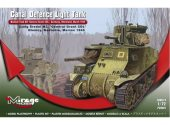 Mirage Hobby 1/72 729001 M3 Grant Canal Defence Light Tank