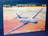 Mister Craft 1/144 D-28 SE-210 Caravelle Air France / Austrian /Aeroflot