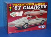 MPC 1/25 829 1967 Dodge Charger