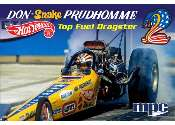 MPC 1/25 844 Don 'Snake' Prudhomme 1972 Rear Engine Dragster