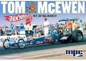 MPC 1/25 855 Tom 'Mongoose' McEwen 1972 Rear Engine Dragster - Hot Wheels
